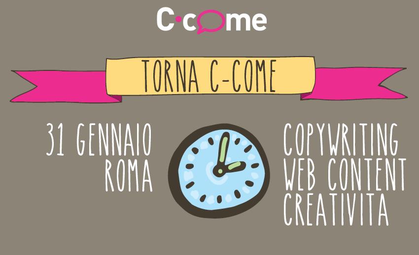 #ccome15
